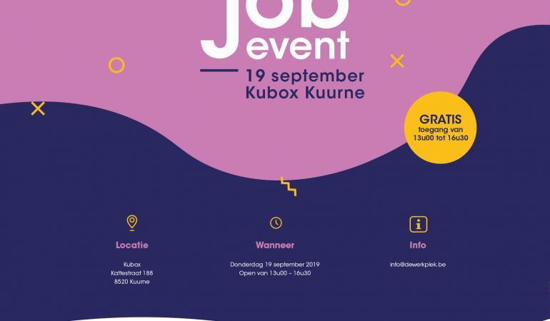 job event Kuurne
